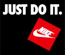 Nike-Just Do It!