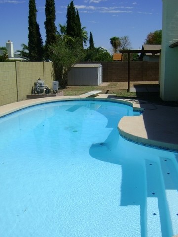 Villa MAria Pool After