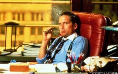 "The ""Gordon Gekko"" Guide to Real Estate Riches"