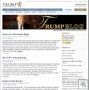 The-Trump-Blog