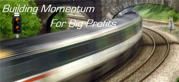 Building Momentun For Big Real Estate Profits